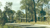 Picture relating to Chiltern - titled 'Chiltern: Ironbark Freeway Rest Area (northbound)'