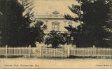 Picture relating to Toowoomba - titled 'Masonic Hall, Toowoomba, ca. 1910'