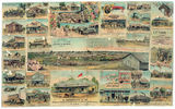 Picture relating to Roma - titled 'Wall chart (poster) of Roma firms, ca. 1895'