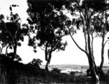Picture relating to Parliament House - titled 'Old Parliament House from Mount Ainslie'