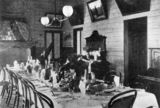 Picture relating to St George - titled 'Interior of the Commercial Hotel in St George, Queensand, 1904'