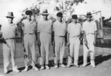 Picture of / about 'Rathdowney' Queensland - Rathdowney tennis team, ca. 1934