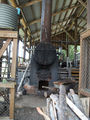 Picture relating to Gympie - titled 'Boiler, Gympie Woodworks Museum'