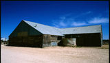 Picture relating to Lake Mungo - titled 'Lake Mungo Woolshed'
