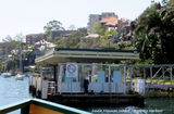 Picture relating to Sydney - titled 'South Mosman Wharf - Sydney Harbour'