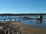 Picture relating to Merimbula - titled 'Merimbula Charter Boat Jetty'