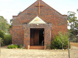 Picture relating to Kendenup - titled 'Kendenup Community Church'