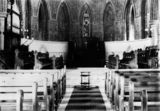 Picture relating to Townsville - titled 'Interior view of St. James' Cathedral in Townsville, ca. 1902'