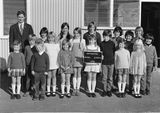 Picture relating to Arthurton - titled 'Arthurton Rural School 1973'