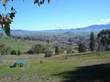 Picture relating to Corryong - titled 'Corryong Lookout'