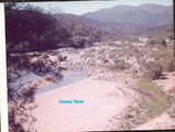 Picture relating to Snowy River - titled 'Snowy River'