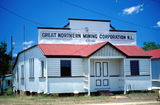 Picture of / about 'Herberton' Queensland - Great Nothern Mining Corporation building at Herberton, 1986