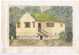 Picture relating to Palm Beach - titled 'Smith`s Home at 21 11th ave Palm Beach on the Gold Coast (1951)'