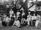 Picture relating to Queensland - titled 'Bostock Family'