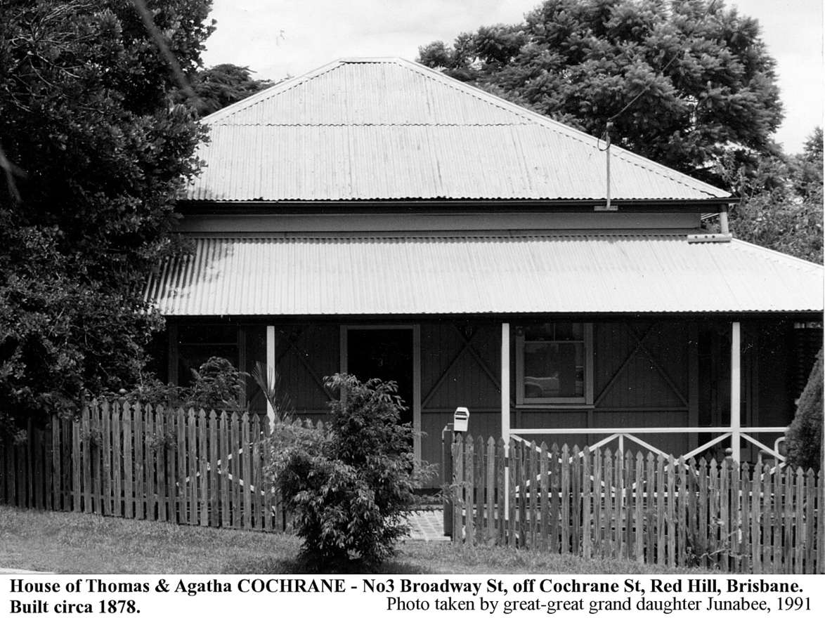Picture of / about 'Brisbane' Queensland - Red Hill, Brisbane.
