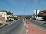 Picture relating to Corryong - titled 'Main street of Corryong'