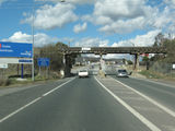 Picture of / about 'Queanbeyan' New South Wales - Railway bridge / underpass coming into Queanbeyan from Pialligo Avenue