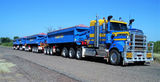 Picture relating to Wyndham - titled 'New Iron Ore Roadtrain Wyndham 2011'
