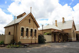 Picture relating to Tenterfield - titled 'Tenterfield Railway Station'