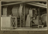 Picture relating to Mount Isa - titled 'Ball mill, of which there were six, Mt. Isa Mines, 1932'