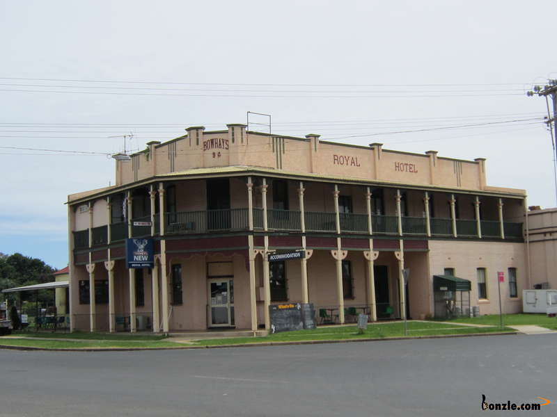 Picture of / about 'Cumnock' New South Wales - Cumnock