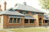 Picture relating to Moree - titled 'Moree Court House'
