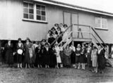 Picture relating to Kilcoy - titled 'Members of the Country Women's Association in Kilcoy, 1931'