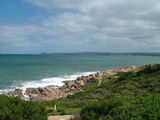 Picture relating to Port Elliot - titled 'Freemans Knob, Port Elliot'