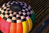 Picture relating to Mildura - titled 'Hot Air Ballon Over Mildura'