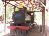 Picture of / about 'Manjimup' Western Australia - Manjimup SAR Y Class Locomotive