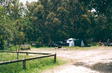 Picture relating to Grampians National Park - titled 'Grampians National Park; Borough Huts Camp Ground'