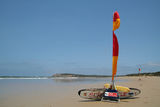 Picture relating to Barwon Heads - titled 'Ocean Grove beach'
