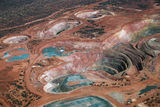 Picture relating to Gidgee Mine - titled 'Gidgee Mine - aerial view 2'