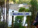 Picture relating to Lake Ballingall - titled 'Lake Ballingall'