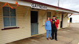 Picture relating to Gayndah - titled 'Gayndah Railway Station'