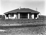 Picture relating to Parkes - titled 'Oakley and Parkes House, Forrest.'