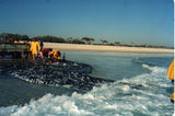 Picture relating to Moreton Island National Park - titled 'Tailor Fishing /Moreton Island'