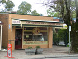 Picture relating to Hahndorf - titled 'Max Noske & Son Country Meat and Butcher Hahndorf'