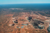 Picture of / about 'Gidgee Mine' Western Australia - Gidgee Mine - aerial view 5