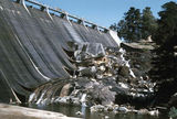 Picture relating to Mundaring Weir - titled 'Mundaring Weir WA 1970'