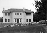 Picture relating to Mount Stromlo - titled 'Director Dr. Duffield's house, Mount Stromlo.'