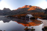 Picture relating to Cradle Mountain - titled 'Cradle Mountain and Dove Lake'
