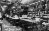 Picture relating to Townsville - titled 'Interior of Lennon's Ltd., general drapers and footwear importer, Townsville, ca. 1913'