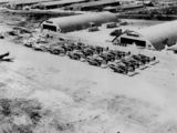 Picture relating to Eagle Farm - titled 'Eagle Farm Airport during World War II, Brisbane'