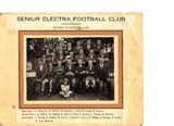 Picture relating to Mount Morgan - titled 'Mount Morgan Senior Electra Team 1945'
