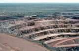 Picture relating to Iron Knob Mine And Iron Monarch Mine - titled 'Iron Knob Mine And Iron Monarch Mine'