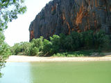 Picture relating to Windjana Gorge - titled 'Windjana Gorge'