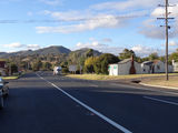 Picture relating to Wallabadah - titled 'New England Highway'