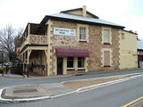 Picture relating to Hahndorf - titled 'German Arms Hotel Hahndorf'