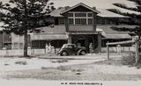 Picture relating to Coolangatta - titled 'View of the Beach House at Coolangatta, Queensland coast'